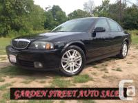 2003 LINCOLN  LS3.9L V8LEATHER SEATS, POWER SEATS,