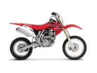 Broad 4-stroke power characteristics allow the CRF150RB