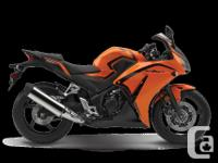 Honda�s CBR300R delivers a giant dose of performance