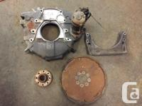 5.9 Cummins sae #3 industrial bellhousing/ adapter