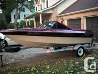 Just out of Storage Bow rider with Sport interior Great