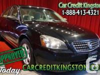 2005 Nissan Altima four Door Sedan 2.5 S - Low