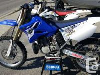 2014 Yamaha YZ250 (2 Stroke)Revive memories of the good
