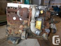 5.9L cummins ISB 24 valve diesel engine complete with