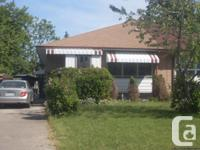 Recently renovated, semi raised Bungalow close to GO