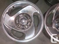 "5 Bolt (5 on 5.5) Dodge 1500 Alloy's 16""with facility"