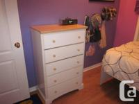 "$275  5 drawers 29""w x 17""d x 45""h excellent condition"