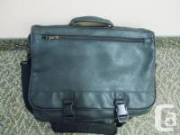Selling 5 Different Styles of Executive Brief Bags &