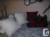 �I have some bed pillows for sale..30.00 each or all 5