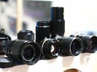 Nikon Ai-S mount MF lenses:  1. Nikon Ai-S Series E