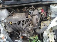 2000- 2005 complete running used Toyota Echo