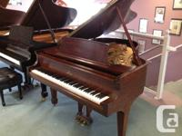 We have in stock a few vintage Steinway grands that are