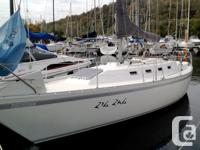The CS 36 is one of the best production boats built. It