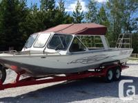 28 ft 1997 Thunder Jet Twin 460'sI'm selling my Jet