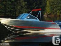 The Islander is designed for both pleasure and sport.