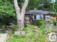 AVAILABLE SEPTEMBER 1, 2014 - Two bedroom house for