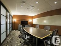 World-Class Meeting Rooms!  Tired of booking meetings,