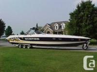 Exclusive vendor of HALF foot Scarb watercraft and