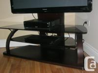 TV $375 + STAND $220 In great condition; only 3 years