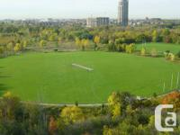 A 2 bedroom 2 washroom condo next to Humber college