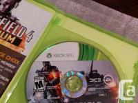 500 GB Xbox 360 with 3 Great Quality Games! Games