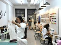 Hi,. I have a sewing studio in LACHINE. Appr. 500 sq.