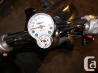 I am selling my 50cc Yamaha Vino Scooter for 1600 OBO.