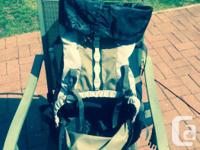 50L Woods expedition hiking backpack. This is a great