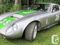 1965 Shelby Daytona, Manual transmission, Gas fuel,