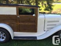 1932 Ford Model A, In immaculate condition, outstanding