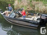 2016 Lund 1675 Crossover XSThis boat does everything