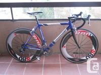 Gorgeous CAAD 8 road bike in excellent condition and