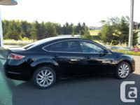 Make Mazda Model MAZDA6 Colour BLACK kms 72500 $16,995