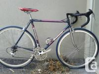 One of the premier Italian handcrafted bikes,