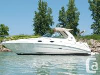 Super clean and meticulously cared for! two owner boat.