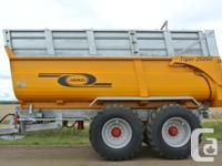 250SK 2015 Jako 250SK Dump Wagon Demo unit, Heavy duty;