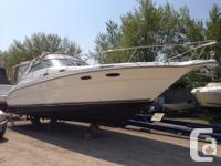 1996 Sea Ray 330 SundancerAlways a great boat, with new