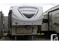 New 2016 Coachmen Chaparral Lite 29BHS with Quad Bunks!