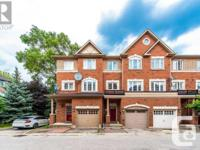 Overview Immaculate Freehold Town Home Located In
