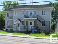 Property in Ste-Th� © r� ¨ se with annual earnings of $