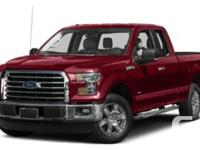 Description: This 2016 Ford F-150 C will change the way