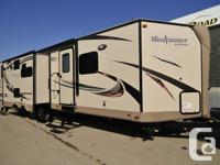 2016 Forest River Windjammer 3025W Thanks to it�s�V�