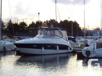 FRESHWATER / GREAT LAKES BOAT SINCE NEW!!! 2002 Maxum