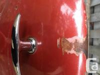 Make Volkswagen Model Beetle Year 1956 VW oval window