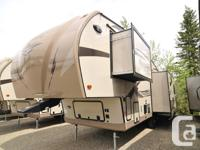 2015 Forest River Rockwood Signature Ultra Lite 8294WS