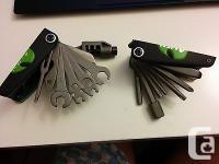 Topeak Alien III Multi Tool Like new condition with