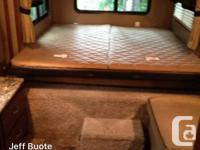 Very nice camper. It is a left-over model. Full kitchen
