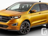 Description: This 2016 Ford Edge Sport is in fantastic