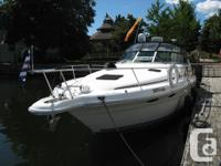 Dimensions 1996 Searay Sundancer 330 LOA;