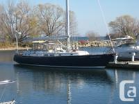 """Bonaventure VI"" Builder: Wiggers Custom Yachts"